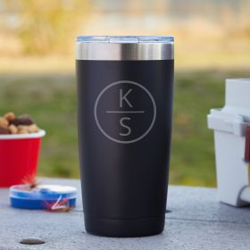 Emerson Stainless Steel Custom Tumbler