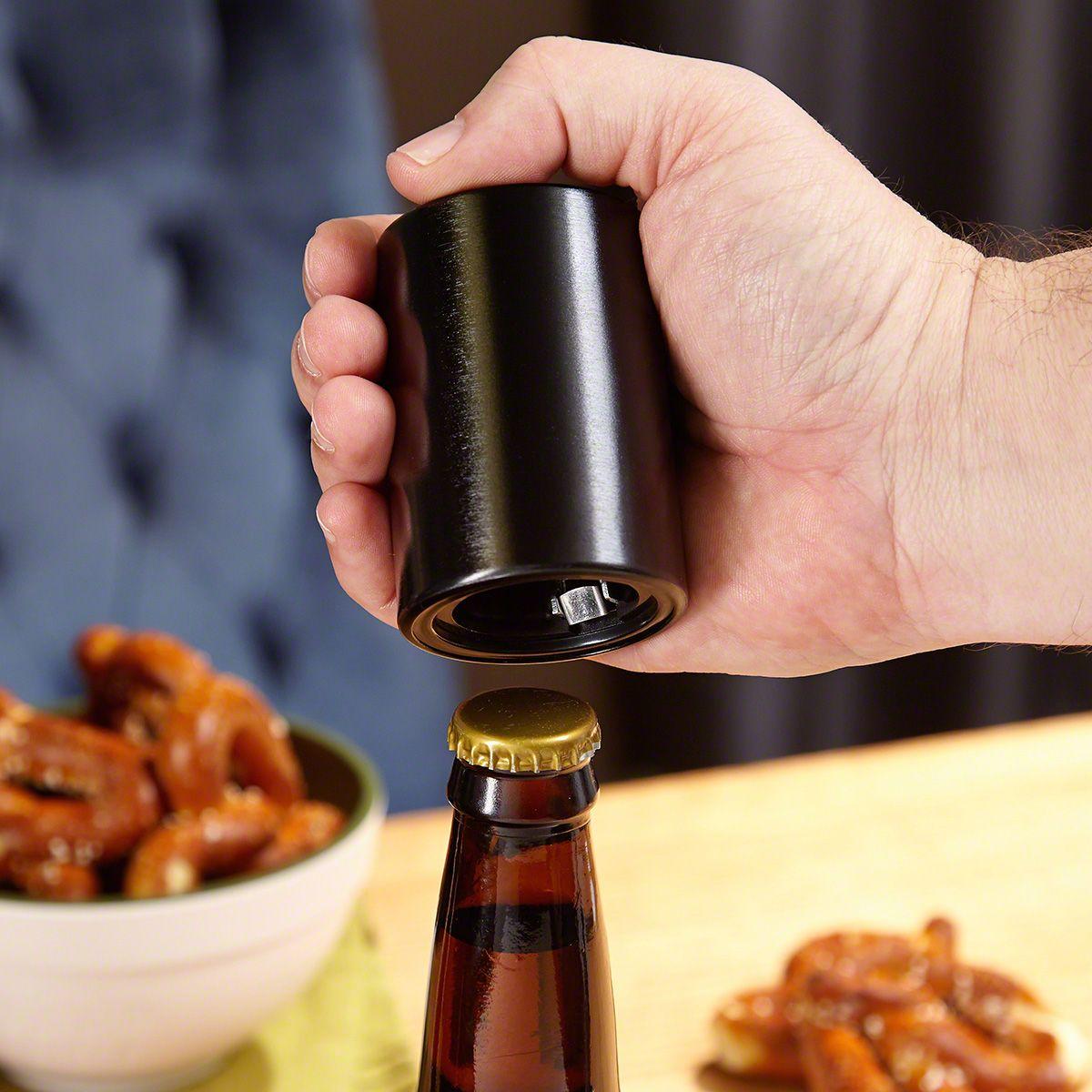 Blackout Hammer Down Beer Bottle Opener, Engravable