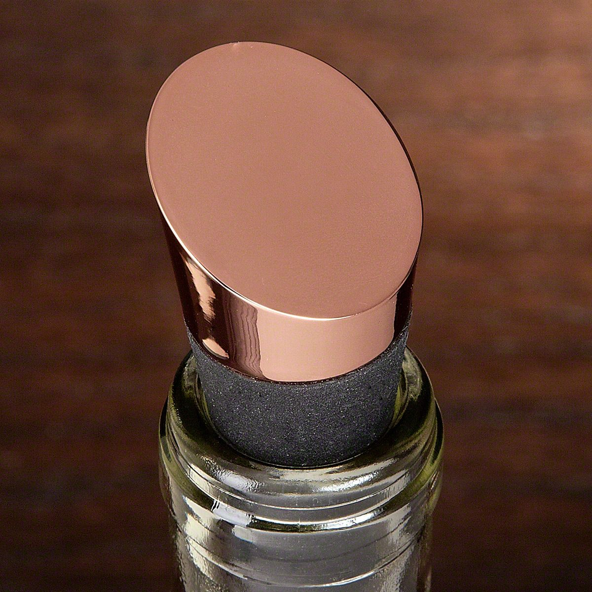 Copper Wine Bottle Stopper