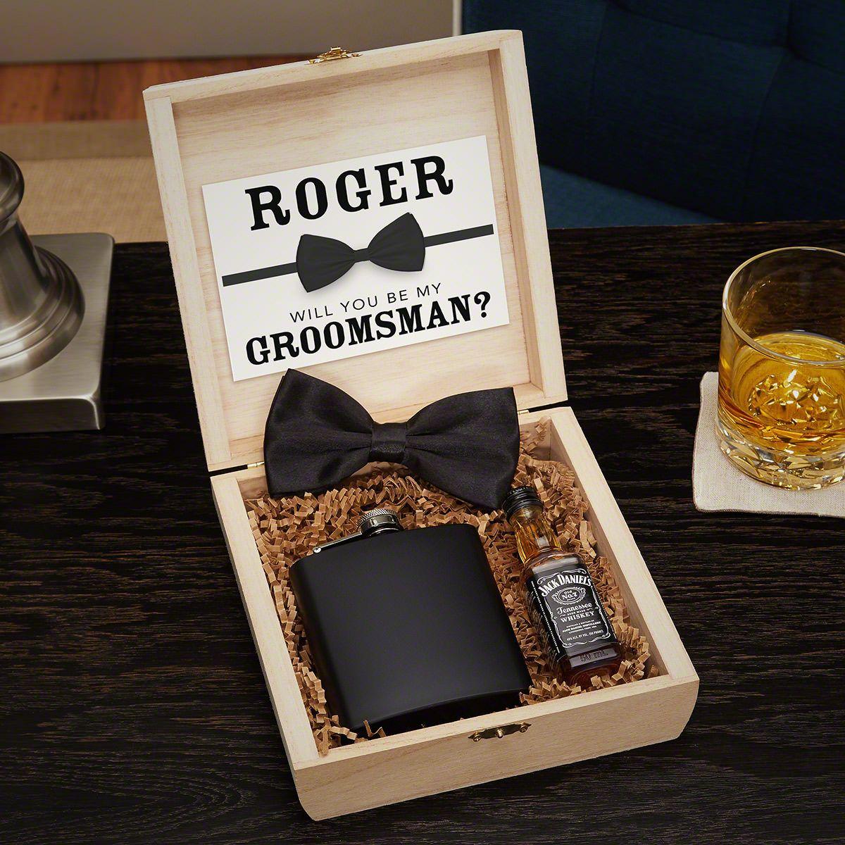 Drake Blackout Custom Cigar Humidor Groomsmen Gift Box Set Circuit Board On Vintage