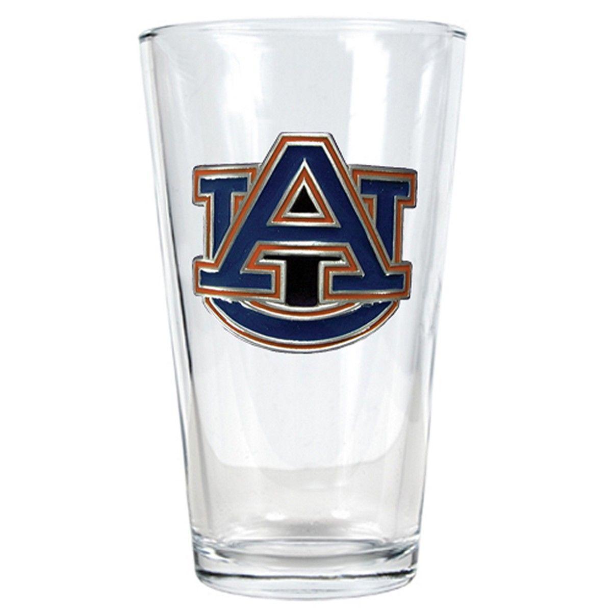 Auburn University Tigers Pint Glass (Engravable)