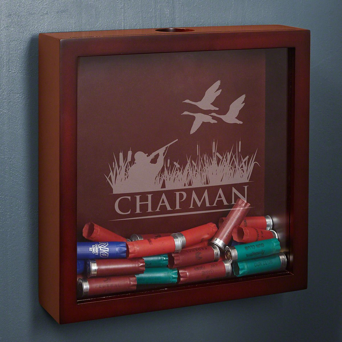 Call of the Wild Custom Made Shadow Box for Hunters