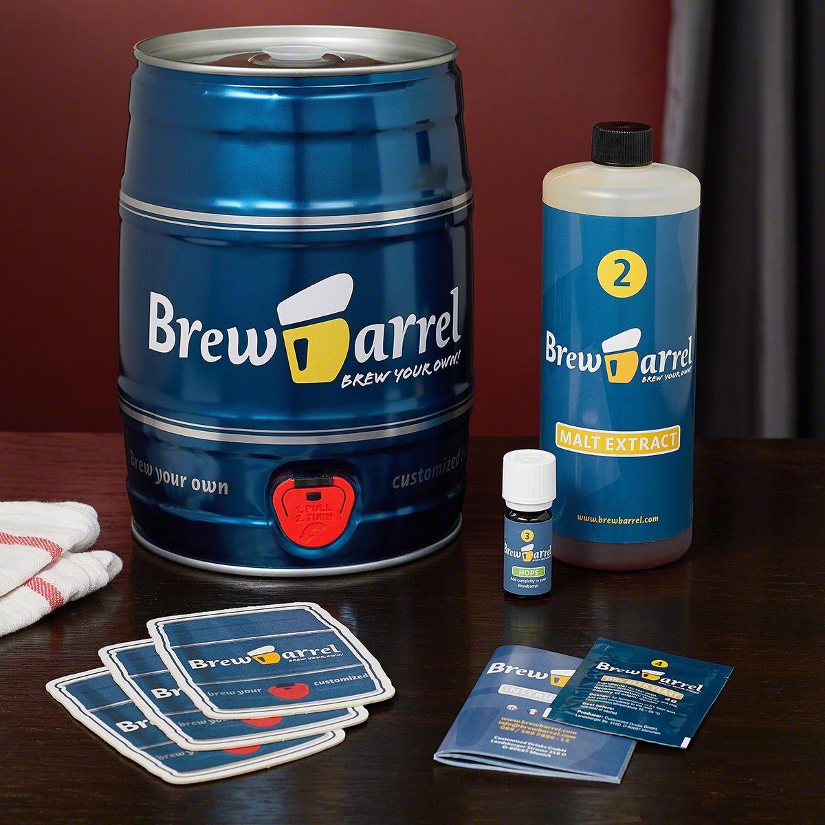 Brew Barrel Beer Making Kit