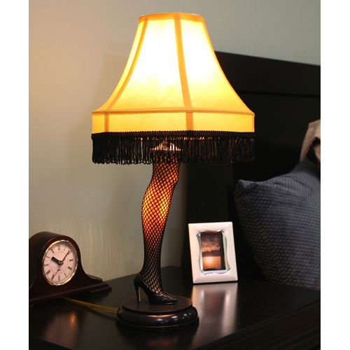 A Christmas Story Leg Lamp, 20 Inches