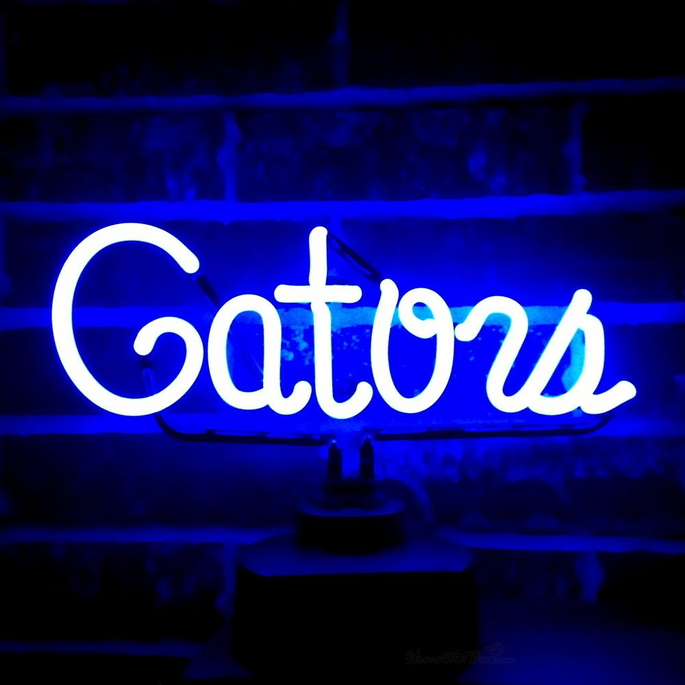 Florida Gators Neon Light