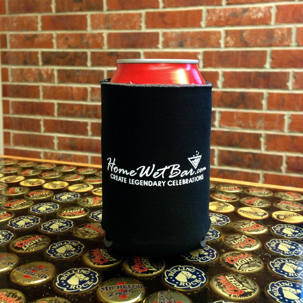 HomeWetBar Flexible Beer Koozie