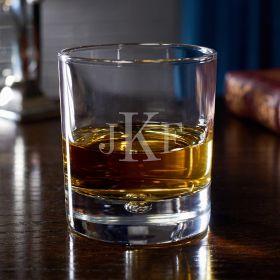Bryne Classic Monogram Whiskey Glass