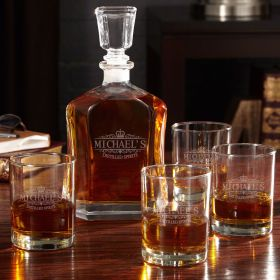Kensington Custom Eastham Decanter Set