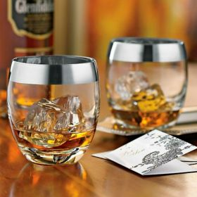 Simply Class Whiskey Glass Set of 2