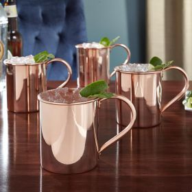 Nikolay Moscow Mule Mugs 18oz, Set of 4