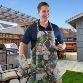 Ultimate Camo BBQ Accessories
