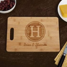 Renza Engraved Cutting Board