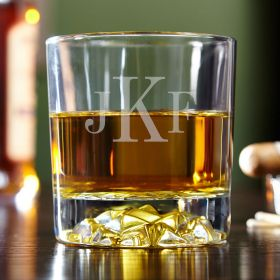 Fairbanks Personalized Whiskey Tumbler