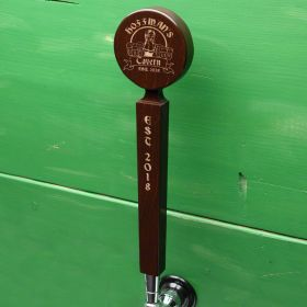 Well-Made Bombshell Barmaid Beer Tap Handle