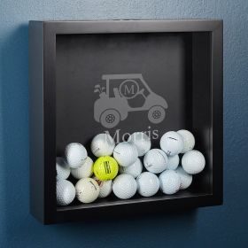 Custom Golf Cart Golf Ball Display Case