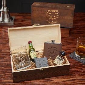 Midland Custom Whiskey Box Set - Cowboy Gift