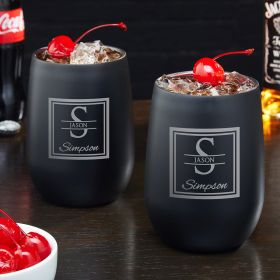 Oakhill Personalized Stainless Steel Tumblers