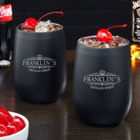 Kensington Custom Stainless Steel Tumblers