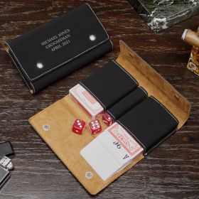 Personalized Card Game Set
