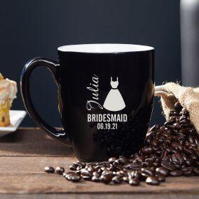 Bride Tribe Personalized Coffee Mug - Bridesmaid Gift