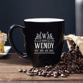 Canterbury Personalized Coffee Mug
