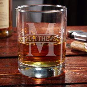Oakmont Custom Eastham Whiskey Glass