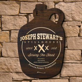 Blue Ridge Stillhouse Custom Home Bar Sign (Signature Series)