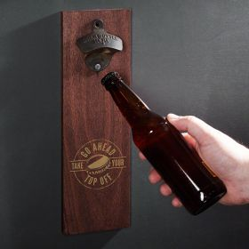 Take Your Top Off Hanging Bottle Opener