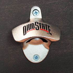 Ohio State Wall Mounted Bottle Opener