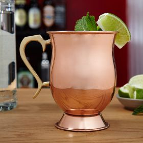 Ivan Moscow Mule Copper Mug, 16 oz