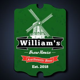 Dutch Brew House Customized Bar Sign
