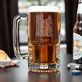 Drinking Hours Colossal Beer Mug