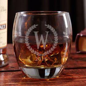 Midtown Statesman Personalized DOF Glass