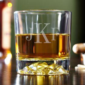 Fairbanks Personalized Whiskey Tumbler