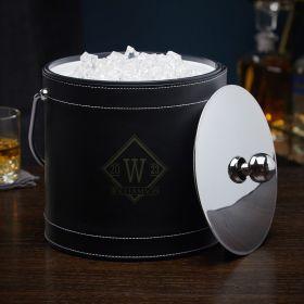 Drake Black Custom Ice Bucket