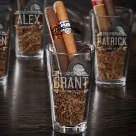 Bradshaw Custom Pint Glass Gift Set