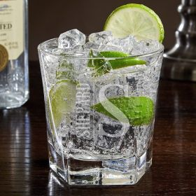 Elton Engraved Colchester Vodka Glass