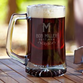 Warwick Custom Beer Mug