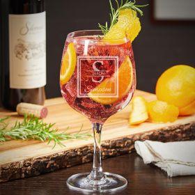 Oakhill Customized Gin and Tonic Glass