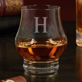 Personalized Wescott Double Snifter Bourbon Tasting Glass