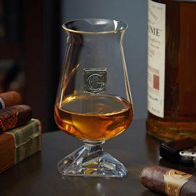 Regal Crest Custom Tuath Whiskey Tasting Glass