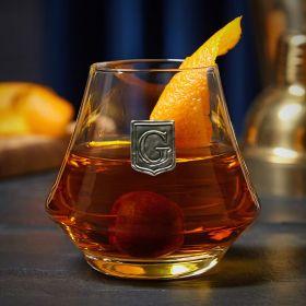 Regal Crest Custom DiMera Cocktail Glass