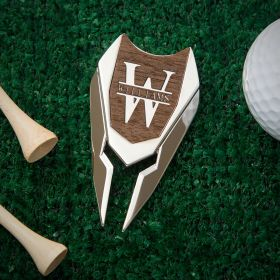 Oakmont Custom Divot Tool with Ball Marker