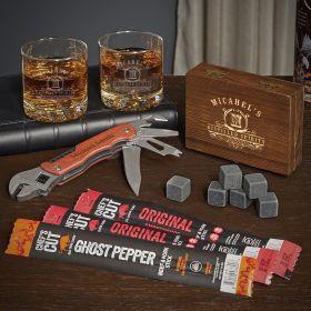 Carraway Custom Buckman Whiskey Gifts for Him