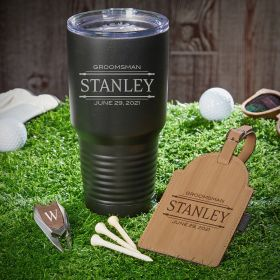 Stanford Custom Golf Gifts for Men