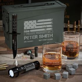 American Heroes Engraved 30 Cal Tactical Eastham Military Gifts