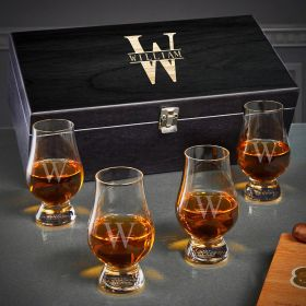 Oakmont Custom Glencairn Glasses