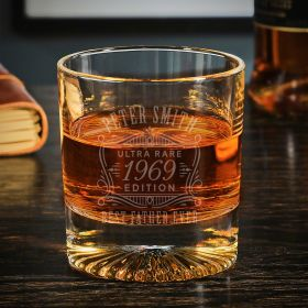 Ultra Rare Edition Churchill Custom Bourbon Glass