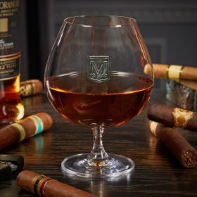 Regal Crest Custom Grand Cognac Glass