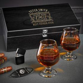 Ultra Rare Edition Custom Cognac Gift Set